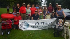 Guild members and their families joined in the 2013 AFL-CIO Labor Day Parade in South Buffalo.